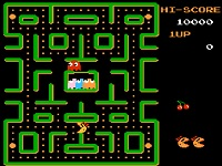 Ms Pacman Games