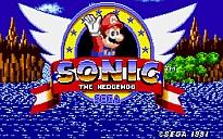 Mario In Sonic 1
