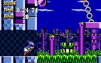 Metal Sonic Hyperdrive
