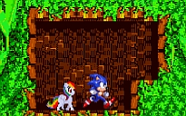 Sonic 3 Rainbow Dash